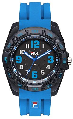 FILA unisex-Orologio da polso al quarzo 38-099-004 FILA Style blu