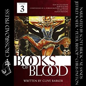 The Books of Blood: Volume 3 Audiobook