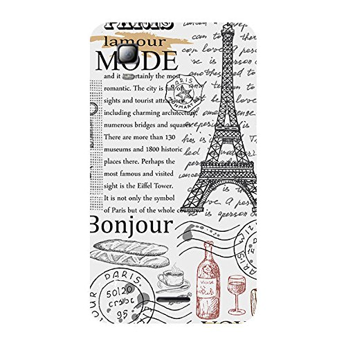 lowest price 285d0 5a396 Garmor Designer Plastic Back Cover For Micromax A102 Canvas Doodle 3