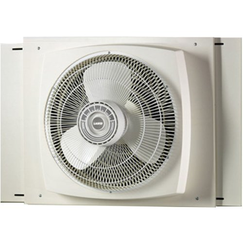 Read About Lasko #2155A Electrically Reversible Window Fan, 16 Inches