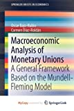 img - for Macroeconomic Analysis of Monetary Unions book / textbook / text book