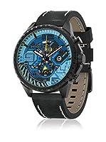 Timecode Reloj de cuarzo Man Tc-1013-01 Negro 50 mm