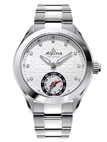 Alpina Horological Smartwatch Ladies Watch AL-285STD3C6B