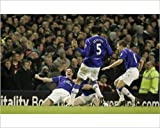 Photographic Print of Football - Everton v Liverpool FA Cup Fourth Round