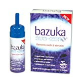 Bazuka Sub Zero Verucca & Wart Removal Treatment 50ml