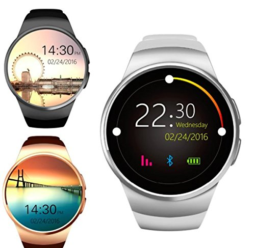 SAMSUNG Galaxy Grand Neo GT-I9060 Compatible Ceritfied Y1 High Quality Touch Screen Bluetooth Smart Watch with SIM Card Slot And NFC Cell Phone Watch Phone Remote Camera(Assorted Color & Design)  available at amazon for Rs.1999