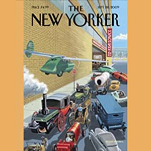 The New Yorker, September 28, 2009 (Susan Orlean, Michael Specter, James Surowiecki) | [Susan Orlean, Michael Specter, James Surowiecki]