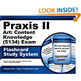 Praxis II Art: Content Knowledge (5134) Exam Flashcard Study System: Praxis II Test Practice Questions & Review for the Praxis II: Subject Assessments (Cards)