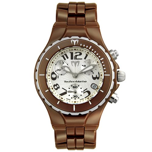 TechnoMarine Men's Millennium Ceramique Chronograph Watch #TCBR26C - Buy TechnoMarine Men's Millennium Ceramique Chronograph Watch #TCBR26C - Purchase TechnoMarine Men's Millennium Ceramique Chronograph Watch #TCBR26C (TechnoMarine, Jewelry, Categories, Watches, Men's Watches, By Movement, Swiss Quartz)