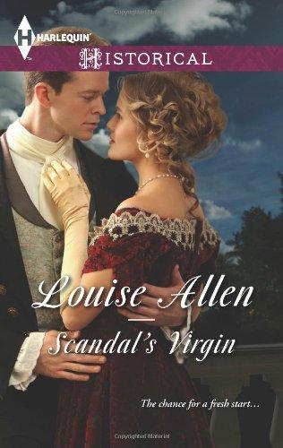 Image of Scandal's Virgin (Harlequin Historical)