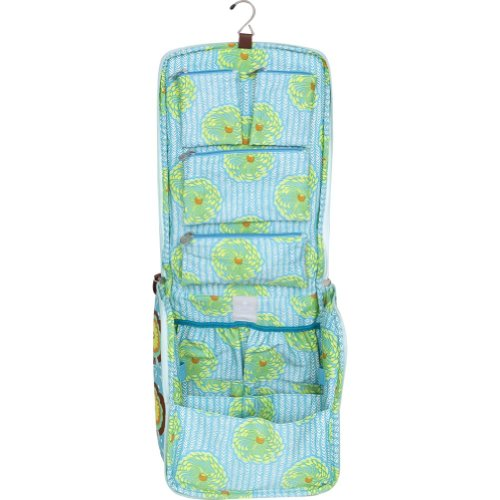 Amy Butler Amy Butler for Kalencom Sweet Traveler Toiletry Kit (Cloud Vine Marine)
