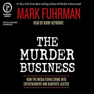 The Murder Business Hörbuch