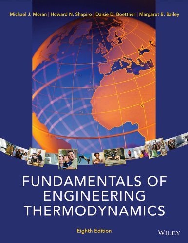 Fundamentals of Engineering Thermodynamics (Solutions Manual)