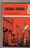 img - for Kinsman and Foreman. African Writers Series book / textbook / text book