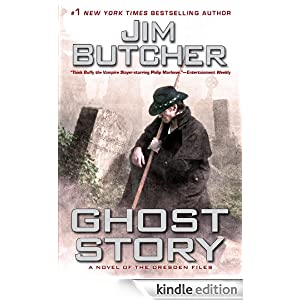 Ghost Story (Dresden Files, No. 13) Ebook for Kindle