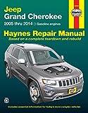 img - for Jeep Grand Cherokee: 2005 thru 2014 Gasoline engines (Haynes Repair Manual) book / textbook / text book
