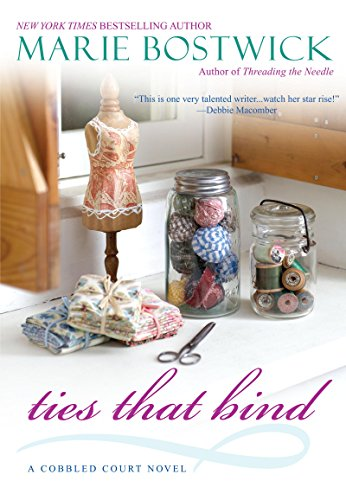 Ties That Bind (Cobbled Court Quilts Book 5) (Quilt Books Kindle compare prices)