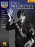 Paul Mccartney - Bass Play-along Volume 43 (1458423611) by McCartney, Paul