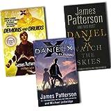 James Patterson Daniel X 3 Books Collection Pack Set RRP: £29.97 (The Dangerous Days of Daniel X , Daniel X: Watch the Skies, Daniel X: Demons and Druids) James Patterson
