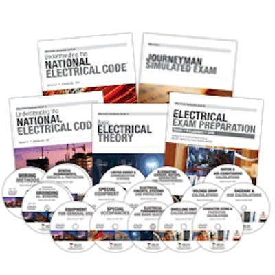 Mike Holt's Journeyman Electrical Exam Preparation Comprehensive Library, 2011 Edition -  - MH-11JRCODVD - ISBN: B005OL0K5U - ISBN-13: