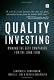 Quality Investing: Owning the best companies for the long term