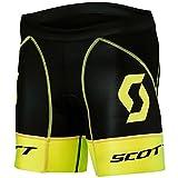Scott Plasma Triathlon Damen Fahrrad Hose kurz schwarz