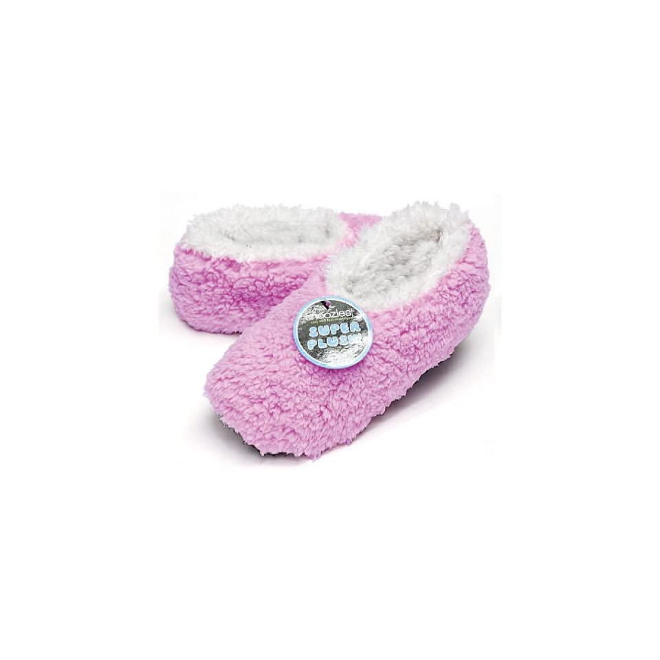 f76799b1a2f0 Snoozies OMG Fur Plush Fleece Lined Womens Footies