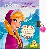 Disney Frozen: Anna's Book of Secrets (Disney Book of Secrets)