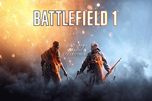 "CGC grande Poster ""Battlefield 1, per PS4, XBOX ONE, EXT443, Carta, 16"" x 24"" (41cm x 61cm)"