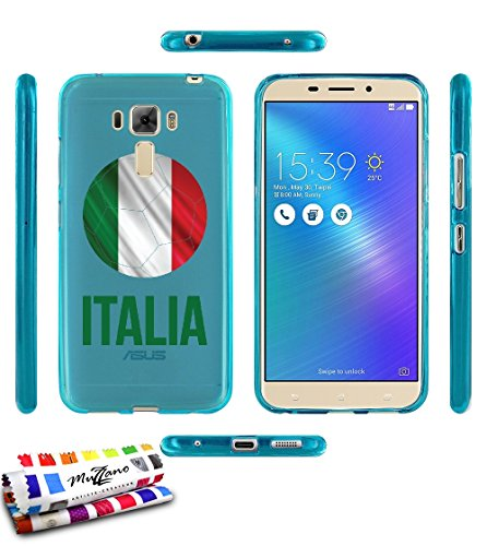 carcasa-flexible-ultra-slim-asus-zenfone-3-laser-zc551kl-de-exclusivo-motivo-balon-de-futbol-italia-