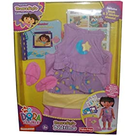 Dora Dress And Style Fashions Slumber Party