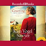 Courting Miss Amsel | [Kim Vogel Sawyer]