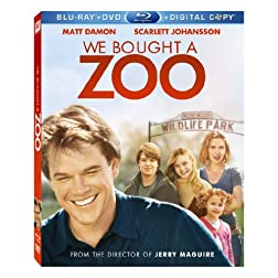 We Bought a Zoo (Blu-ray/ DVD + Digital Copy)
