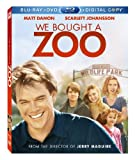 51LgysQczYL. SL160  We Bought a Zoo (Blu ray/ DVD + Digital Copy)
