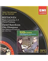 Beethoven : Les 5 Concertos pour piano - Fantaisie chorale