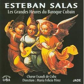 Amazon.com: Esteban Salas : Les grandes heures du baroque cubain