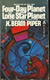 Four-Day Planet and Lone Star Planet (044124890X) by H. Beam Piper