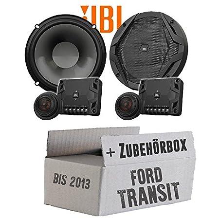 Ford Transit Front Heck - JBL GX600C | 2-Wege | 16cm Lautsprecher System - Einbauset