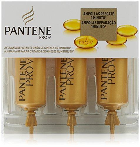 Pantene Pro-V Fiale Trattamento Intensivo 1 Min Wonder Ampoules 3x15ml