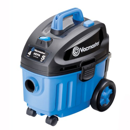 Images for Vacmaster VF408 Wet/Dry Floor Vacuum Powered by 2-Stage Industrial Motor, 4-Gallon, 5 Peak HP