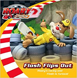 Roary The Racing Car Flash Flips Out