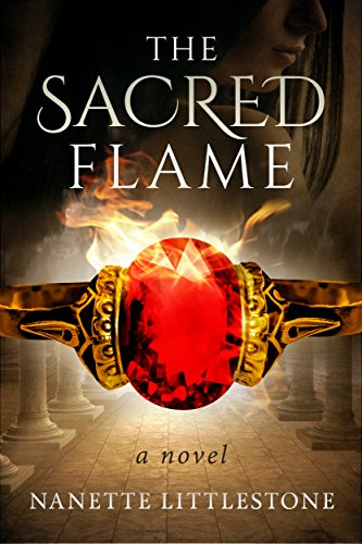 The Sacred Flame by Nanette Littlestone ebook deal