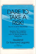 Dare to take a risk!: The art of urban…