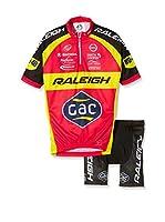 MOA Conjunto Deportivo Raleigh (Rojo / Amarillo / Negro)