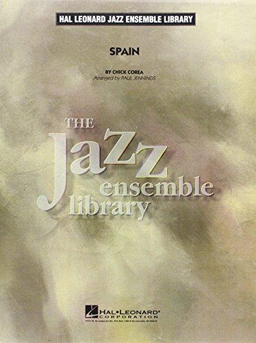 Corea Spain Jazz Ens Scpts