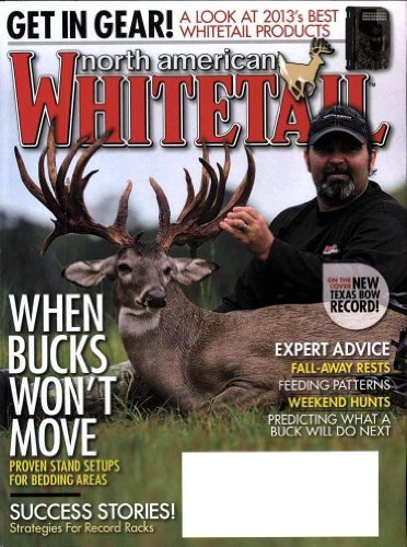 North American Whitetail (1-year auto-renewal)