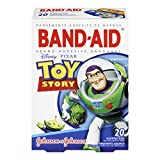 Band-Aid Brand Adhesive Bandages, Disney Pixar's Toy Story, Assorted, 20 Count (Pack of 4)