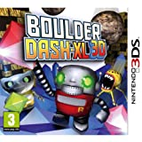 Boulder Dash XL 3D Nintendo 3DS [Nintendo DS] - Game