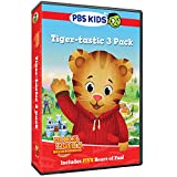 Daniel Tigers Neighborhood: Tiger-tastic 3 Pack