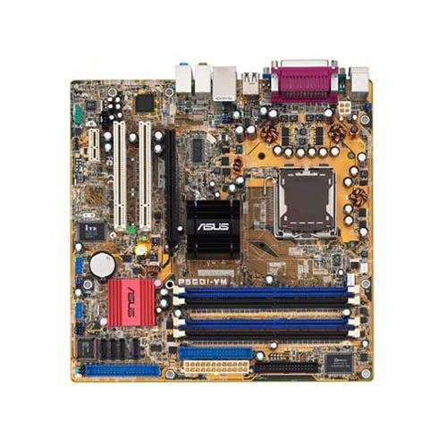ASUSTeK COMPUTER P5GD1-VM LGA 775 Intel Motherboard SKU 8220
